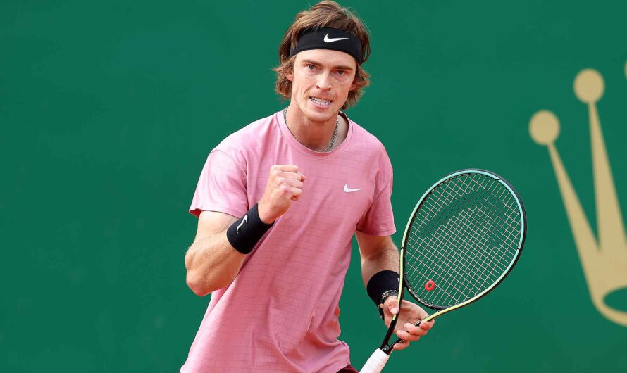 Циципас – Рублёв: кто впервые в карьере выиграет титул в Монте-Карло?