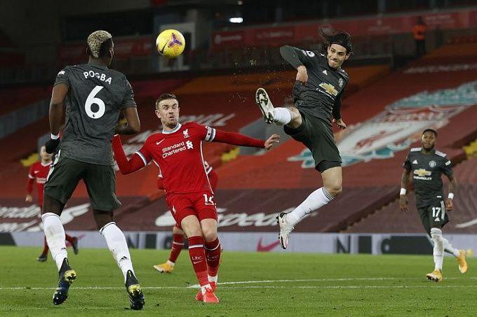 Манчестер Юнайтед – Ливерпуль: матч дня в АПЛ