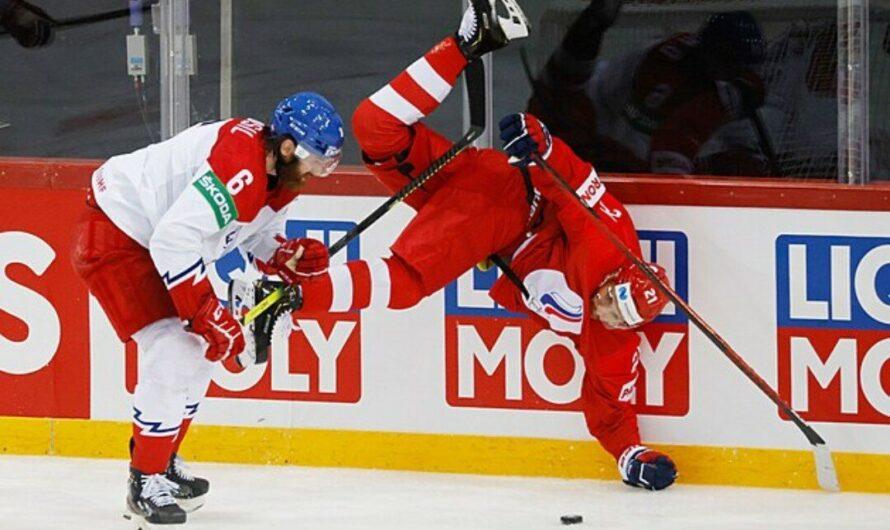 Словакия – Россия: третья победа команды Валерия Брагина?