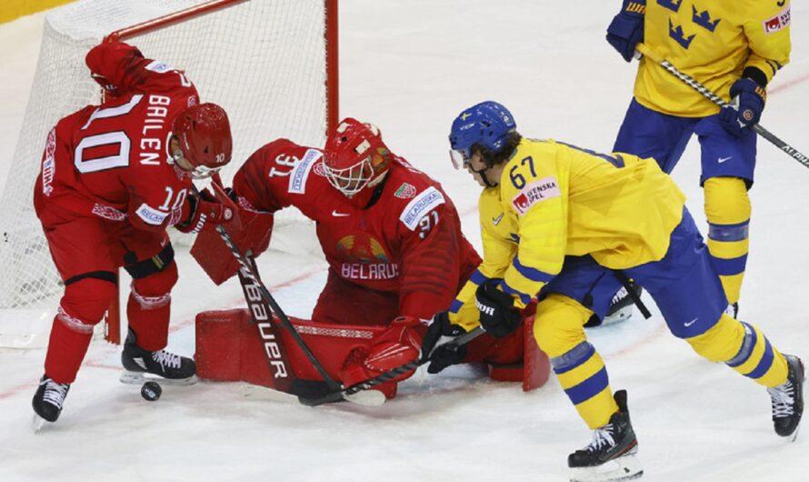 Швейцария – Швеция: наберут ли шведы первые очки на чемпионате мира?