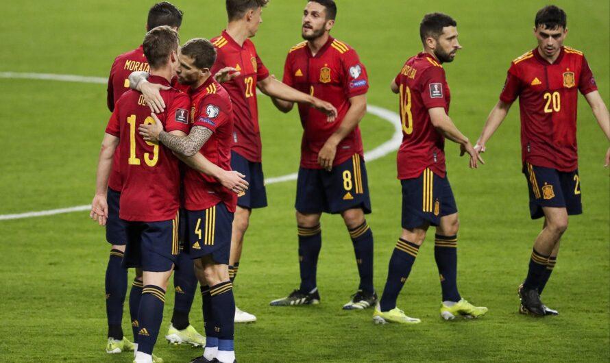 Испания – Швеция: гости не сумеют забить?