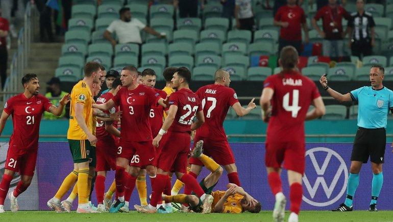 Швейцария – Турция: матч аутсайдеров группы А