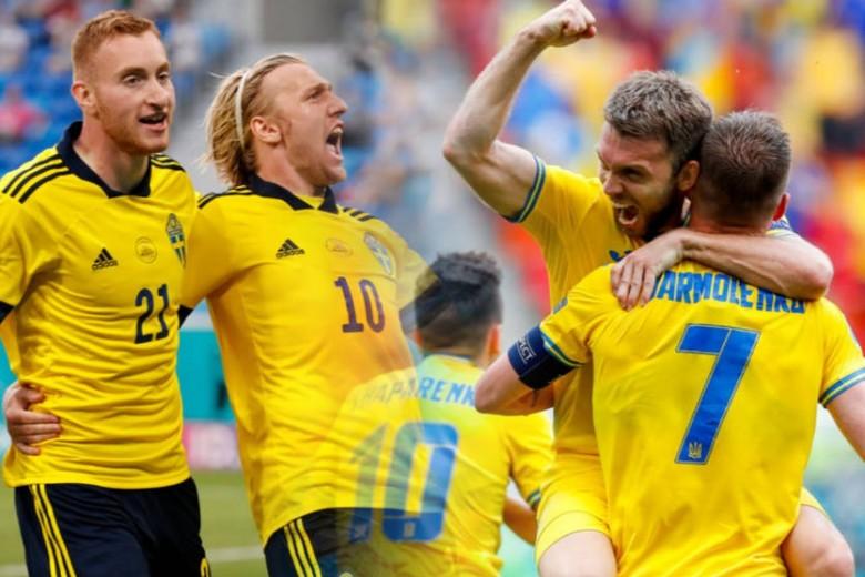 Швеция – Украина: кто пройдет в четвертьфинал Евро-2020?