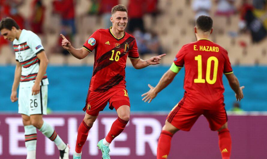Бельгия – Италия: у кого больше шансов на победу?