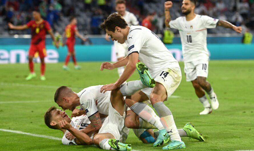 Италия – Испания: кому в финал Евро-2020?