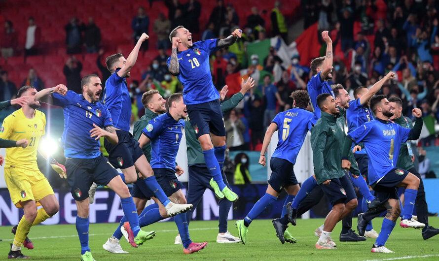 Италия – Англия: кто станет чемпионом Европы?