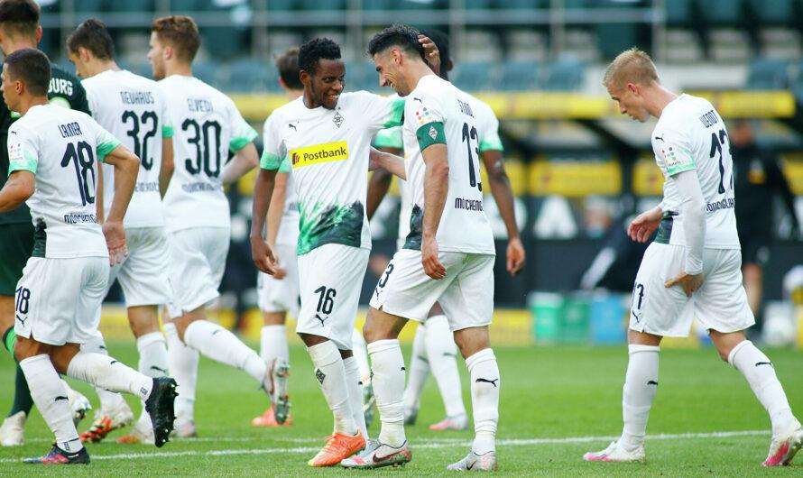 Байер – Боруссия Менхенгладбах: матч дня в Бундеслиге