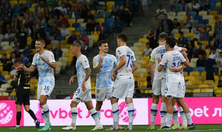 Динамо Киев – Бенфика: киевлян недооценивают