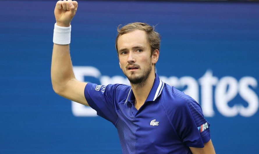 Джокович – Медведев: будут ли шансы у Даниила на титул US Open-2021?