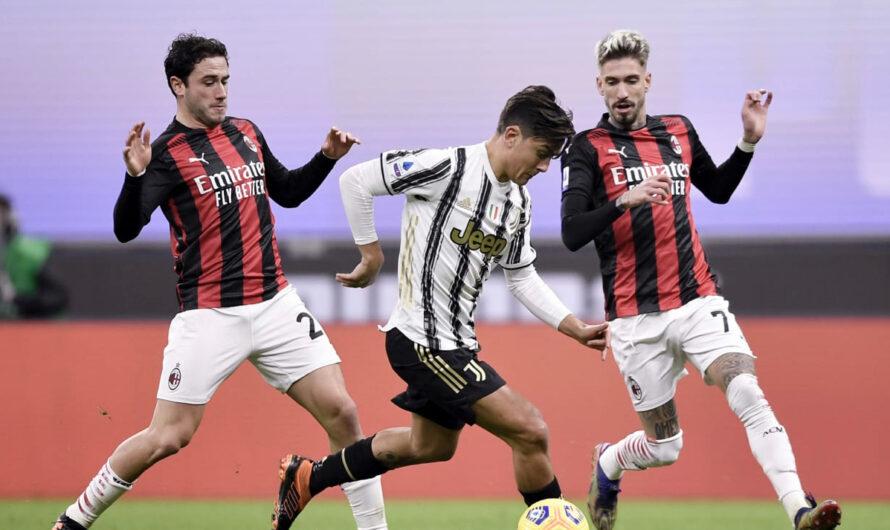 Ювентус – Милан: прервет ли «старая синьора» серию неудач?